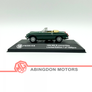 1:72 Scale MGB Roadster (Limited Edition)
