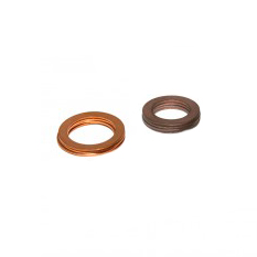 WASHER SET - COPPER - (8)