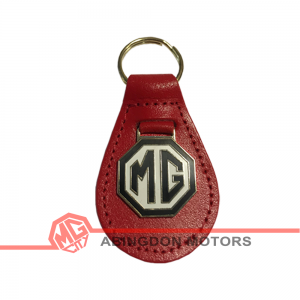 Key Fob - MG Logo - Red