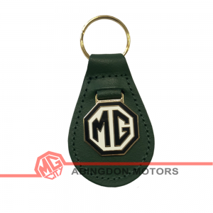 Key Fob - MG Logo - Green