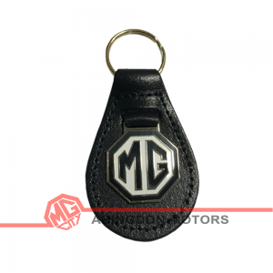 Key Fob - MG Logo - Black