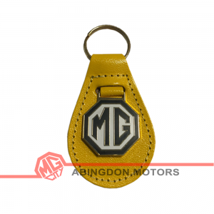 Key Fob - MG Logo - Yellow