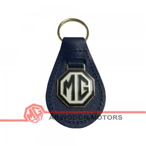 Key Fob - MG Logo - Blue