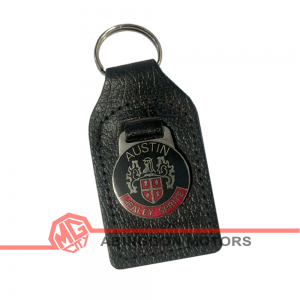 Key Fob - Austin Healey Sprite - Red