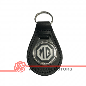 Key Fob - MG - Chrome