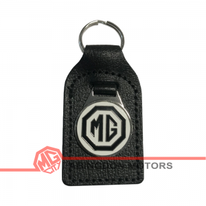 Key Fob - MG - Black & White