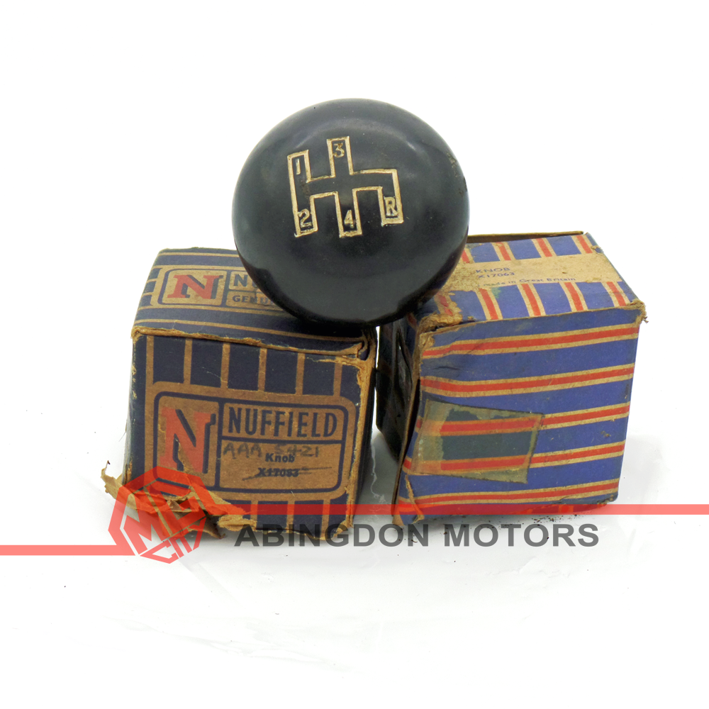 Gear Knob – Genuine Nuffield / Mowog