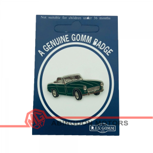 Badge / Pin - Midget Mkiii - Green