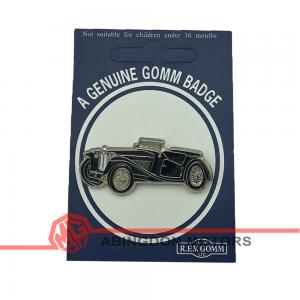 Badge / Pin - TC - Black