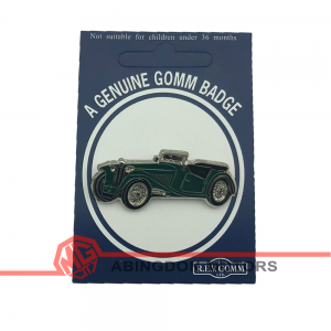 Badge / Pin - Tc - Green