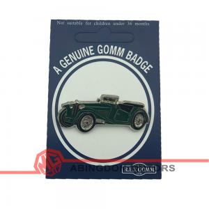 Badge / Pin - TC - Green
