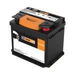 12 Volt Battery - Omnicraft (Suits MGF / TF / ZR / ZS & ZT)