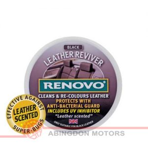 Leather Reviver - Car Seat Cleaner