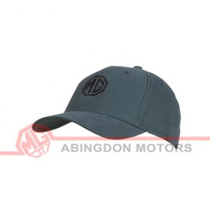 Brushed Heavy Cotton Cap - Green