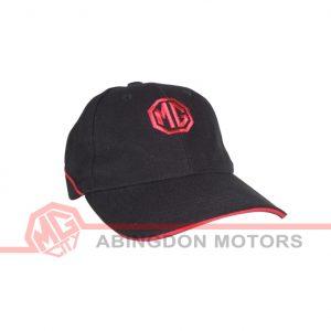 Premium Twill Cotton Cap - Black