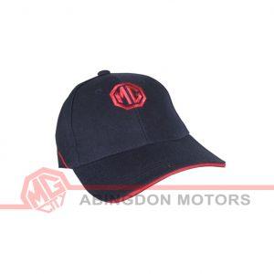 Premium Twill Cotton Cap - Navy