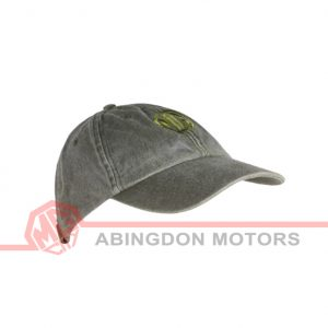 Cotton Cap - Vintage look - Olive