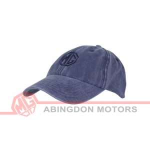 Cotton Cap - Vintage Denim look