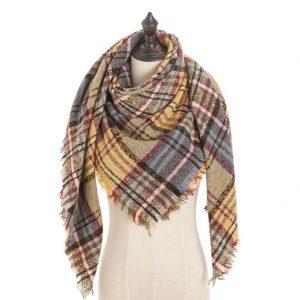 Ladies Scarf / Wrap - Cashmere Blend