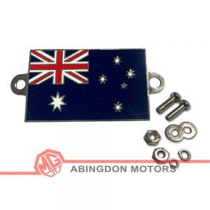 Australian Flag Enamel Badge