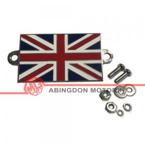 British / Union Jack Flag Enamel Badge