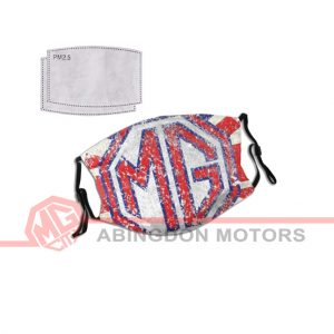 Face Mask with MG / Union Jack Design