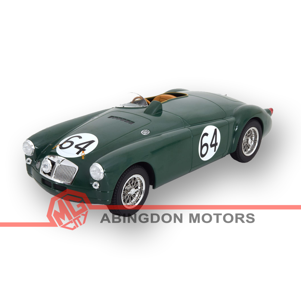 1:18 Scale MG EX 182 – Le Mans