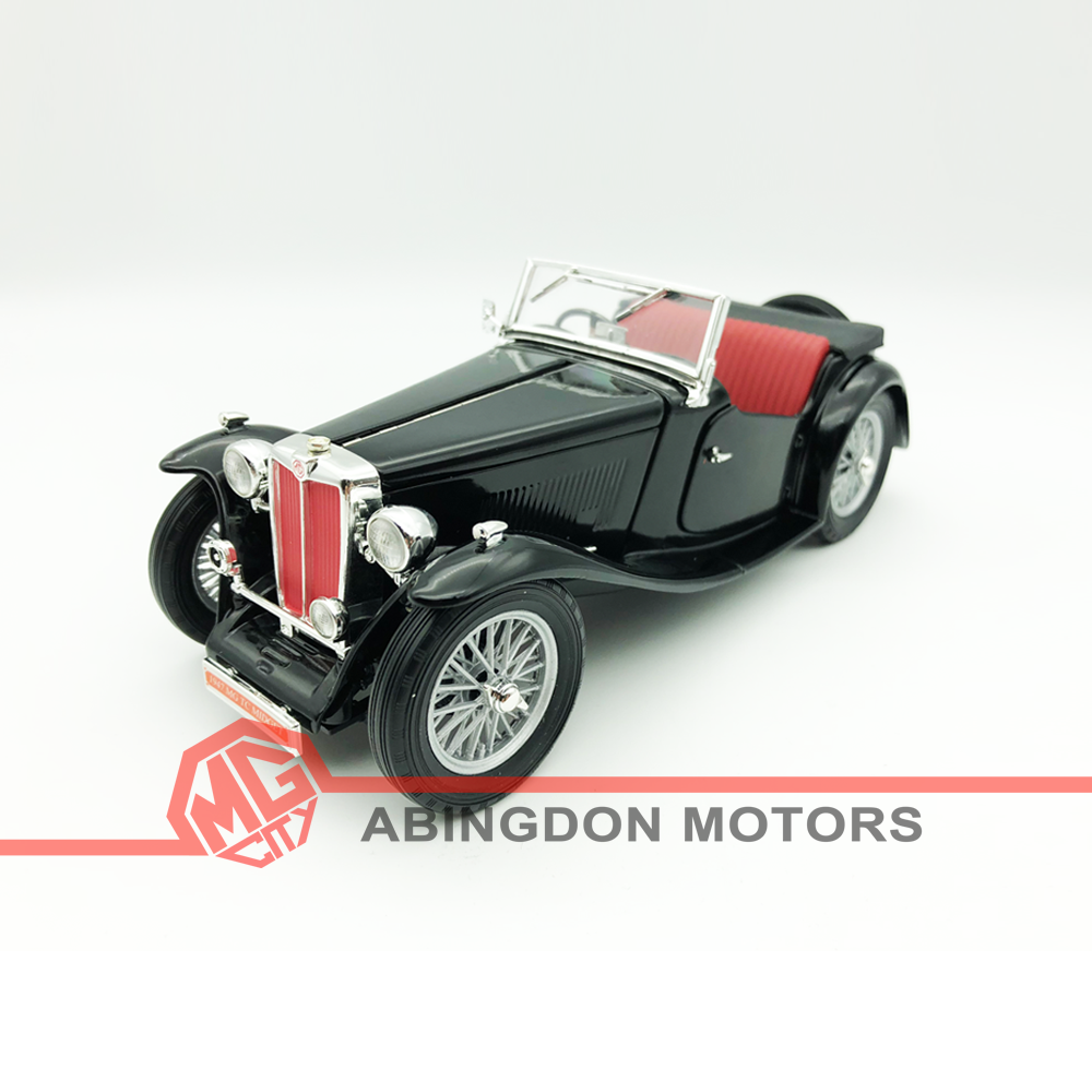 1:18 Scale 1947 MG TC